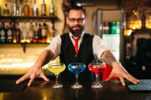 Técnicas de Venda no Bar E-Learning